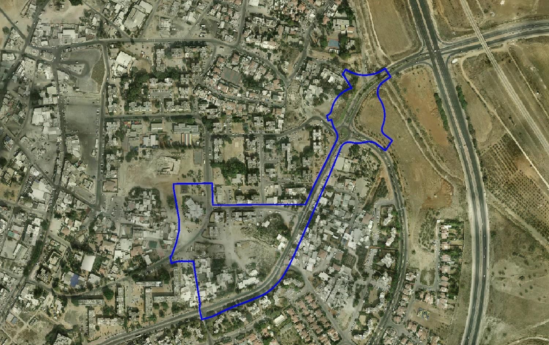קו כחול בית הקשתות